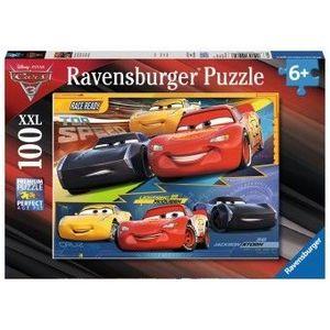 PUZZLE Copii 6Ani+ CARS, 100 PIESE imagine