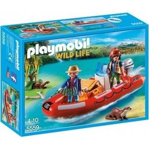 Playmobil Cercetatori imagine