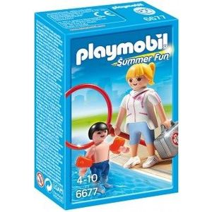 PlayMobil 4Ani+ SALVAMAR imagine