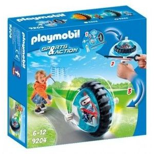 PlayMobil 6Ani+ TITIREZ ALBASTRU imagine