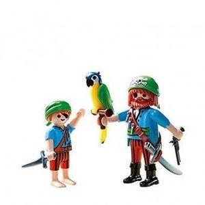 PlayMobil 4Ani+ Set 2 Figurine - Prieteni Pirati imagine
