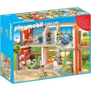 Playmobil – Spital De Copii Echipat imagine