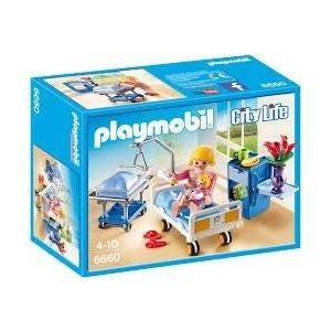 PlayMobil 4Ani+ CAMERA DE MATERNITATE imagine