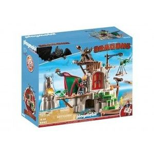 Catapulta Dragonului - Playmobil imagine