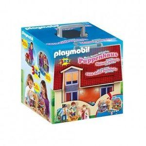 PlayMobil 4Ani+ CASA DE PAPUSI MOBILA imagine