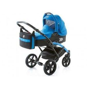 Carucior copii 2 in 1 cu landou Volkswagen Polo Blue imagine