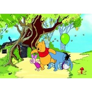 Fototapet - Winnie the Pooh 360x254cm imagine