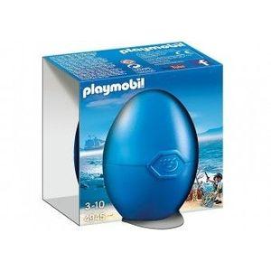 PlayMobil 3Ani+ PIRAT IN CAUTAREA COMORII imagine