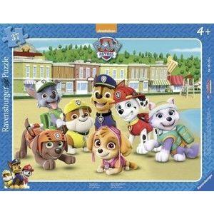 Puzzle Copii 4Ani+ paw patrol, 37 piese imagine