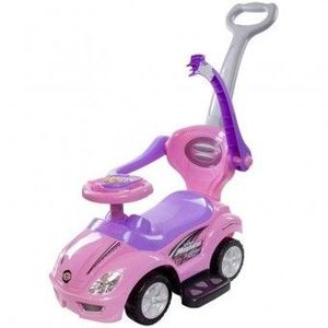 Masinuta Mega Car Delux - Sun Baby - Roz imagine