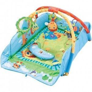 Centru de joaca cu laterale protectoare Safari - Sun Baby imagine