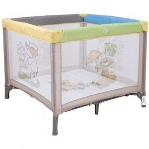 Tarc de joaca Copii Sleep & Fun Play Amalfy - Bear imagine