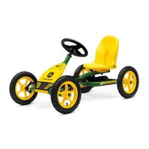 Kart BERG Junior John Deere Buddy imagine