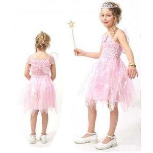 Costum Copii pentru serbare Zana Elfilor 128 cm imagine