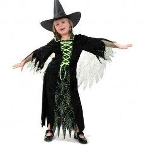 Costum Copii pentru serbare Vrajitoare 128 cm imagine