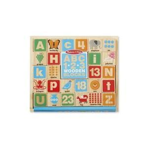 Cuburi din lemn Alfabetul imagine