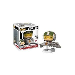 Funko Pop! Deluxe Star Wars - Wedge Antilles with Snow Speeder imagine