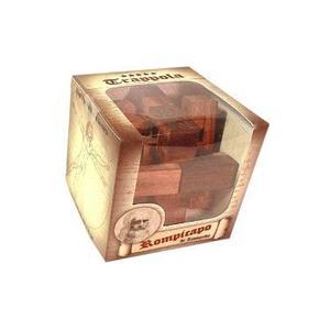 Puzzle din lemn. Trap imagine