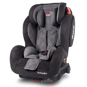 Scaun Auto Top Kids - PROCOMFORT 9 - 36 kg - GREY imagine