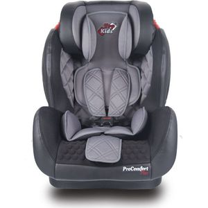 Scaun Auto Top Kids - PROCOMFORT PLUS 9 - 36 kg - BLACK GREY imagine