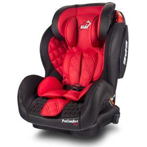 Scaun Auto Top Kids - PROCOMFORT PLUS 9 - 36 kg - RED imagine