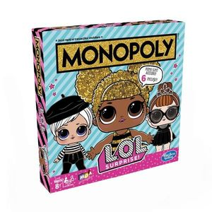 Joc Monopoly LOL Surprise Ro imagine