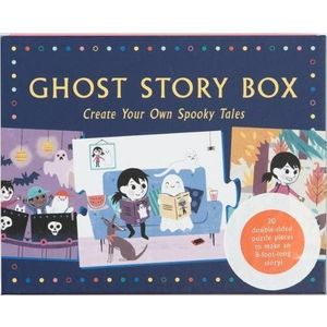 Ghost Story Box - Create Your Own Spooky Tales | Laurence King Publishing imagine