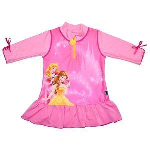 Tricou De Baie Princess Marime 98-104 Protectie Uv Swimpy imagine