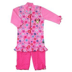 Costum De Baie Minnie Mouse Marime 98-104 Protectie Uv Swimpy imagine