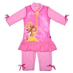 Costum De Baie Princess Marime 86-92 Protectie Uv Swimpy imagine