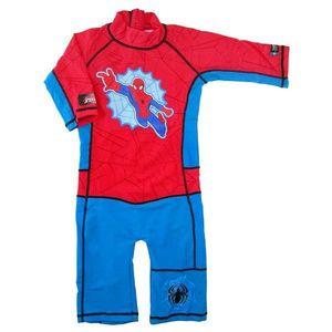 Costum De Baie Spiderman Marime 98-104 Protectie Uv Swimpy imagine