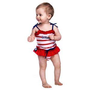 Costum De Baie Sealife Red Marime Xl Swimpy imagine