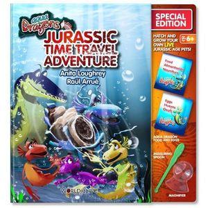 Set Reincarcare Aqua Dragons Jurassic Time Travel Adventure World Alive W4051 imagine
