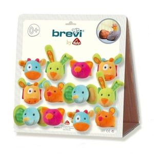 Bratara - Stand 24 Figurine - Brevi (brevi Soft Toys) imagine
