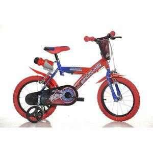 Bicicleta spiderman 14 imagine