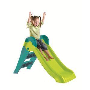 Topogan Pentru Copii K Cu Scara, Verde imagine