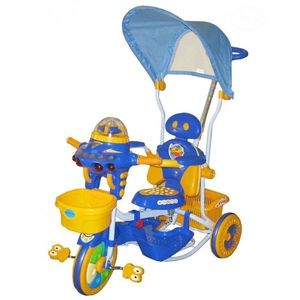 Tricicleta Eurobaby 2890ac - Albastru imagine