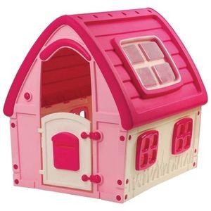 Casuta De Joaca Copii Pink Fairy, Roz, Pentru Fetite imagine