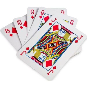 Carti De Joc Gigant Buitenspeel imagine