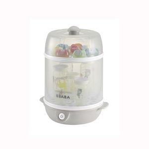 Sterilizator Electric 2 In 1 - Gri imagine