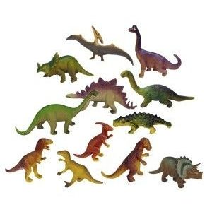 Dinozaur Figurina Din Plastic Stegosaurus imagine