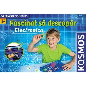 Fascinat Sa Descopar Electronica Kosmos K24001 imagine