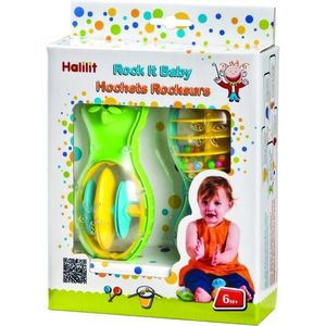 Set Jucarii Muzicale Rock It Baby Halilit Ms4302 imagine