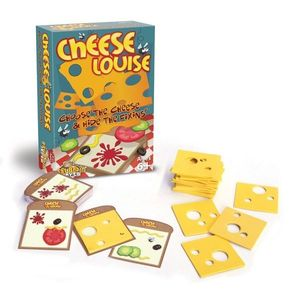 Cheese Louise. Observa si potriveste imagine
