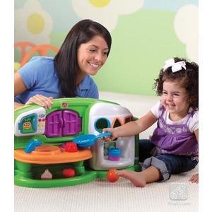 Bucatarie Pentru Copii - Sizzlin Shapes Kitchen imagine