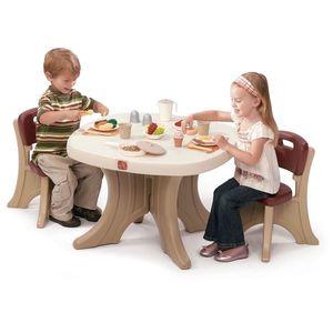 Set Masuta + 2 scaune pentru copii imagine