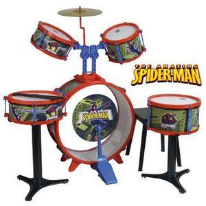 Set Tobe Spiderman, Baterie imagine