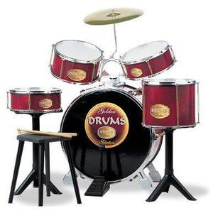 Baterie, Set Tobe Golden Drums imagine