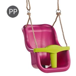 Leagan Baby Seat Luxe Culoare: Purple (ral4006)/lime Green, Franghie: Pp 10 imagine