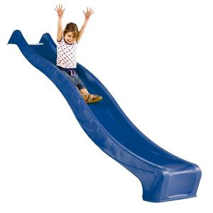 Tobogan Hdpe Slide Rampa 150 Cm Albastru imagine